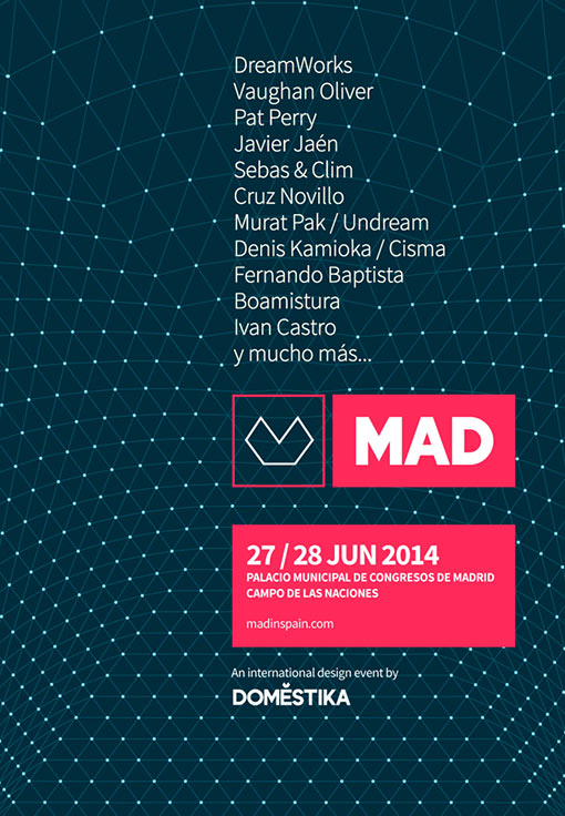 MADinSpain - MAD 2014