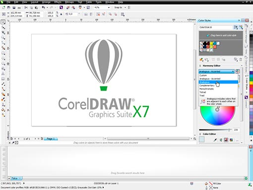 Corel Draw. Graphics Suite.