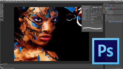 Adobe Photoshop. Programas para editar fotos.