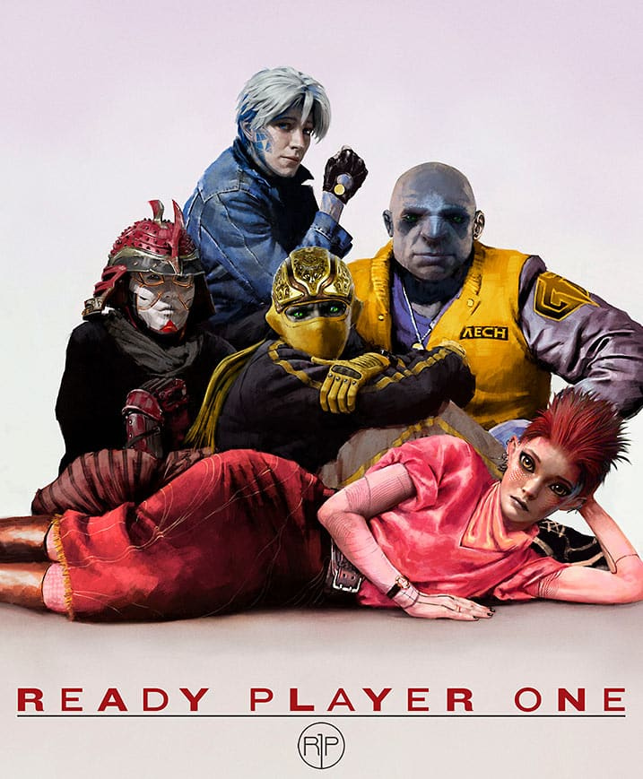 Ready Player One (Steven Spielberg)