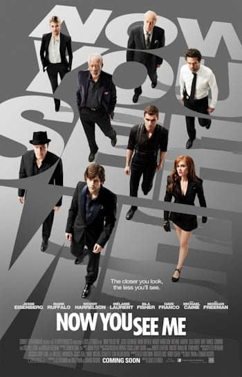 2013 now you see me dcarteles