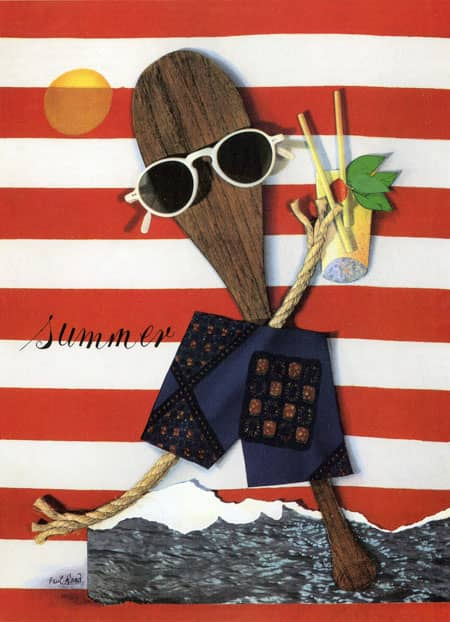 1936 summer paul rand