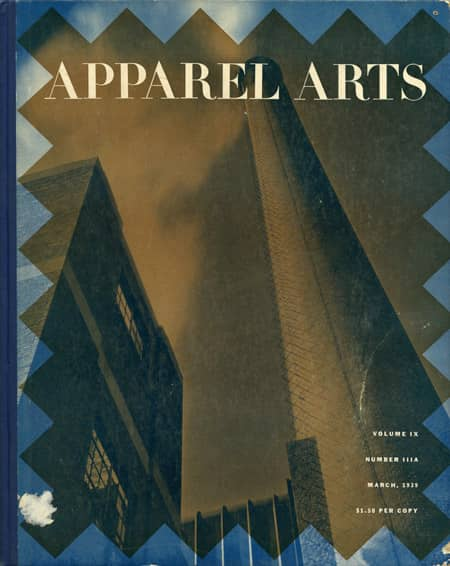 1939 march apparel arts paul rand