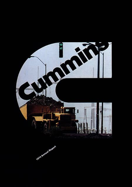 1974 cummins paul rand