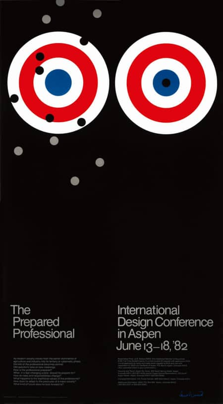 1982 aspen design conference paul rand