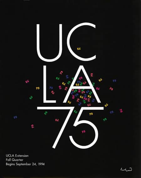 1994 ucla extension paul rand